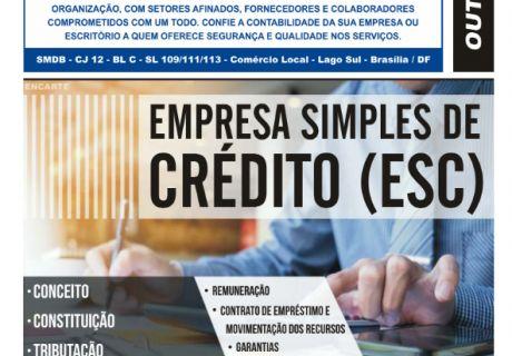 Empresa Simples de Crédito (ESC)